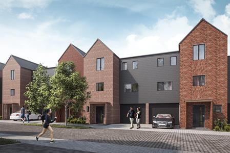 Wednesfield Willenhall new homes