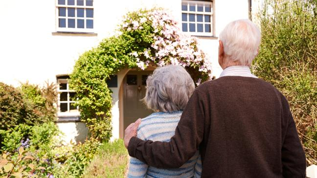 Affordable housing for retired couples