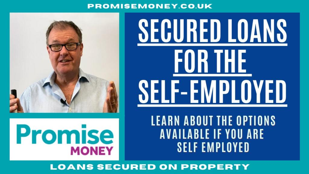 secured loans self employed