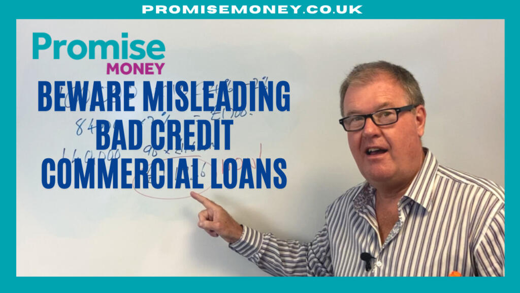 bad credit commercial loans